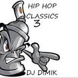 HIP HOP CLASSICS 3 DJ DIMIK