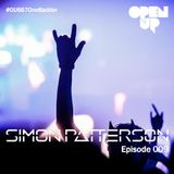 Simon Patterson - Open Up 009