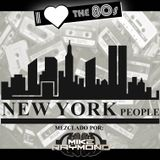 New York People Retro Mix Dj Mike Raymond Enero 2017
