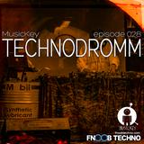 MusicKey Technodromm 028