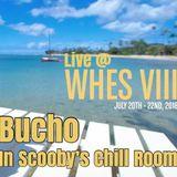 (Instrumental Hip Hop / Galactic Funk) Bourbon & Blunts: Live @ WHES VIII (07.21.18)