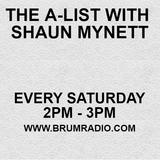 The A-List With Shaun Mynett #21 (14/01/2017)