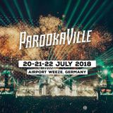 1LIVE MOVING Sigala @ Parookaville 2018