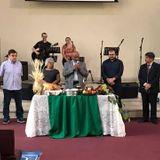 Ceia do Senhor por Pastor Isaías Francisco