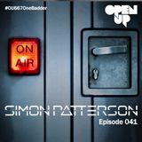 Simon Patterson - Open Up - 041