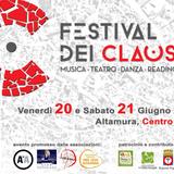 Intervista agli organizzatori del Festival dei Claustri
