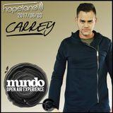 Carrey Live @ Mundo, Győr 2017.06.03.