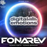 Fonarev - Digital Emotions # 457 (03-07-2017)