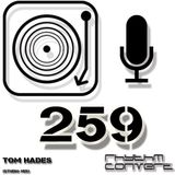 Techno Music | Tom Hades in the Rhythm Convert(ed) Podcast 259 (Studio Mix)