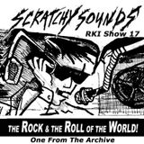 Scratchy Sounds 'The Rock and The Roll of The World' on Radio Kaos Italy: Show Diciassette
