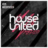 Nico Pusch | House United Radio | 025