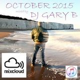 October 2015 House Mix