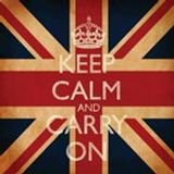 Keep Calm And Carry On Mix