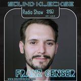 Sound Kleckse Radio Show 0319 - Franz Genser - 2018 week 50