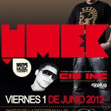 Cid Inc @ Bleu Club, Mexico City 01.06.2012