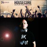 Housecore MAG on 54house.fm with BK Duke - week 48/2013