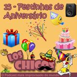 15 - Festas de Aniversário
