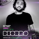 Deorro - Live @ Main Stage Ultra Music Festival (Japan) 2017.09.16.