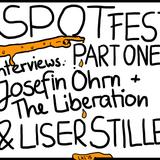 AYCE #59: AYCE goes SPOT15 - Interviews mit Josefin Öhrn + The Liberation und LISERSTILLE