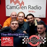 The Clampdown w/Ramie Coyle 21 Jan 2017, feat. The Michigans