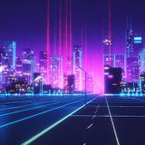 Retrowave & Synthwave Mix 8/30/15
