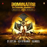 Neophyte (25 years) @ Dominator 2018 - Wrath Of Warlords