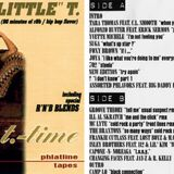 DJ Little T - T-Time (PHT006) (1997)