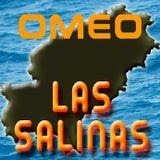 dj OMEO at Las Salinas.