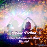Vankin - I love Techno - #10 (by night)