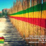 Real Roots Radio // Sattamann // Live & Direct 001