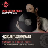 Claus Casper @ Ibiza Global Radio - Julio 15