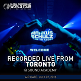 Global DJ Broadcast Jul 07 2016 - World Tour: Toronto
