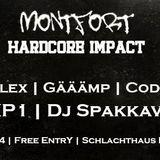 Cod-E - Hardcore Impact Mixtape