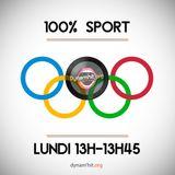 100% Sport - 10/04/2017