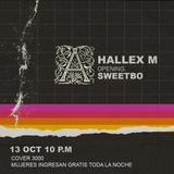 Hallex M at Antik Club (Costa RIca, Oct 2018)