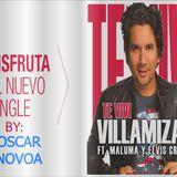 Villamizar Ft. Maluma & Elvis Crespo - Te Viví [Mix Setiembre 2014 Oscar Novoa Dj]