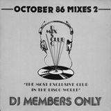 DMC Issue 45 Mixes 2 October 86