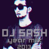 DJ SASH'S Year Mix 2013