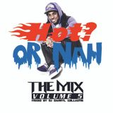 DJ Darryl Presents…… Hot? Or Nah? 'The Mix'! Vol. 5 (Explicit)(PROMOTIONAL USE ONLY)