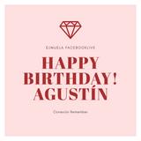 DjMuela FacebookLive Cumpleaños Agustín