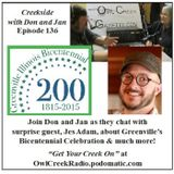 Creekside with Don and Jan, Episode 136