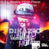 Weekly 15min Flavor Vol.07 Valentine Special Edition