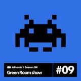 Green Room show #4.9 | Paranoise web Radio