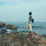 ✈ Em Thích Nhạc Ỉm Hay Là ĐI Hâyyyyyy !!! Tú và Biển