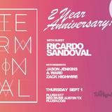 Ricardo Sandoval Live @ TERMINAL Plush ATX 2016
