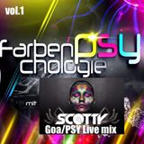 FarbenPSYchologie with SCOTTY Live Festival Mix by 5Elements