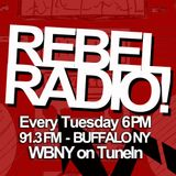 Rebel Radio Show 18 9-2-2014