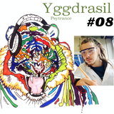 Viele bunte Farben Podcast #08 - Yggdrasil (Psytrance)