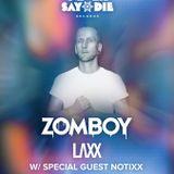 Notixx LIVE @ Town Ballroom - Buffalo, NY with Zomboy & LAXX