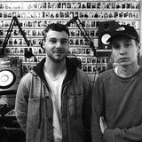 Jamie Simkin & Thomas Peck with Duswunder - Feb 2016
